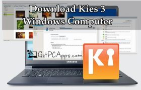 Download Samsung Kies 3 Installer Setup for Windows 7, 8, 10