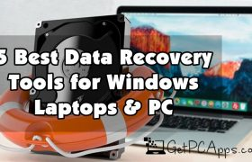 5 Best PC Laptop Data Recovery Software Win 10, 8, 7 in 2020