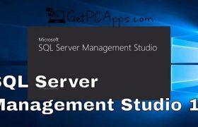SQL Server Management Studio SSMS 17.8.1 for Windows PC 7   8   10