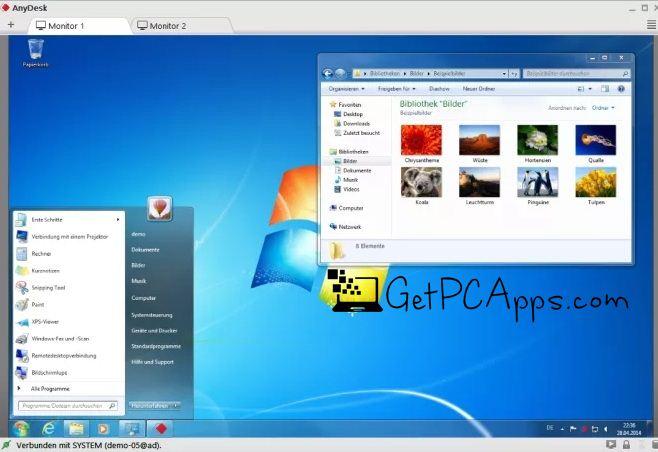 AnyDesk 5.4.2 Remote Desktop Offline Installer Setup Windows [10, 8, 7]