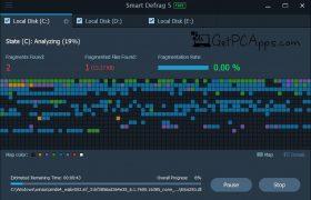 Download iObit Smart Defrag 5 Offline Setup for Windows 7 | 8 | 10