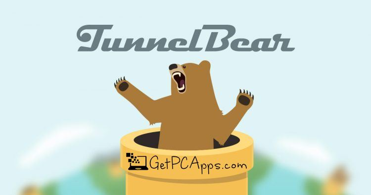 TunnelBear VPN Offline Installer Setup For Windows 7 | 8 | 10