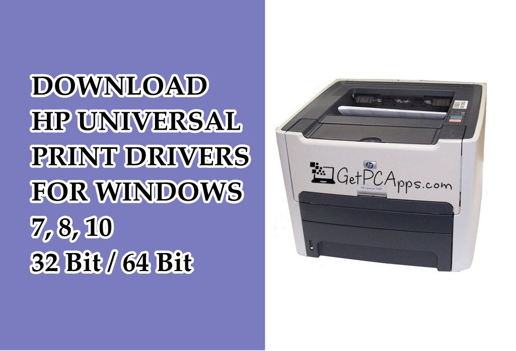 Download HP Universal Print Drivers Setup [Windows 10, 8, 7]