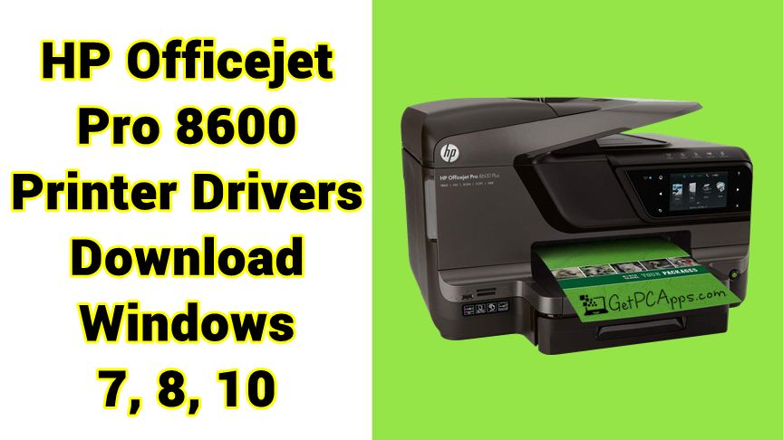 Hp officejet pro 8600 plus e-all-in-one printer series n911 | hp.