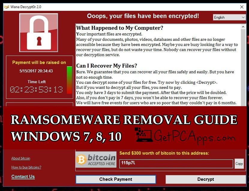 Top 5 Best Ransomware Removal Tools Software 2020 [Windows 7, 8, 10]