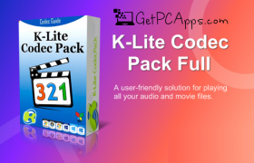 K Lite Codec Pack Full Offline Installer Setup for Windows 7, 8, 10