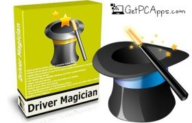 Driver Magician 5.1 Auto Driver Install & Backup Tool Setup for Windows 7, 8, 10