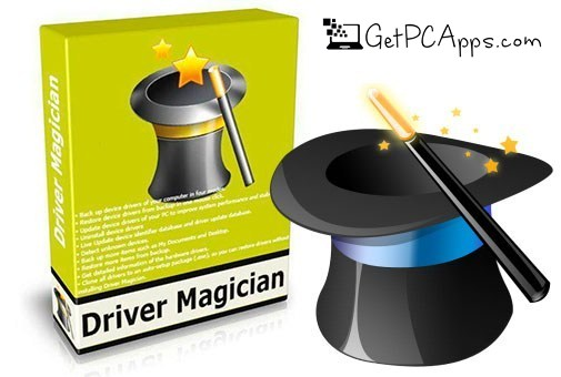 Driver Magician 5.1 Auto Driver Install & Backup Tool Setup for Windows 7, 8, 10