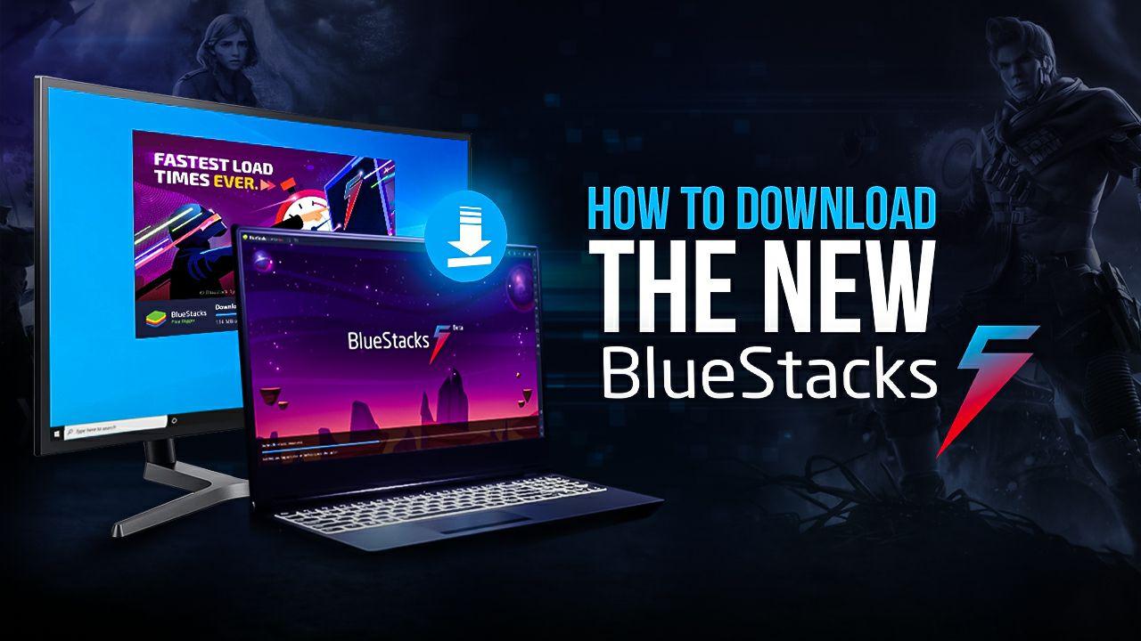 BlueStacks 4.280 Offline Installer Setup Android Emulator Windows 10, 8, 7