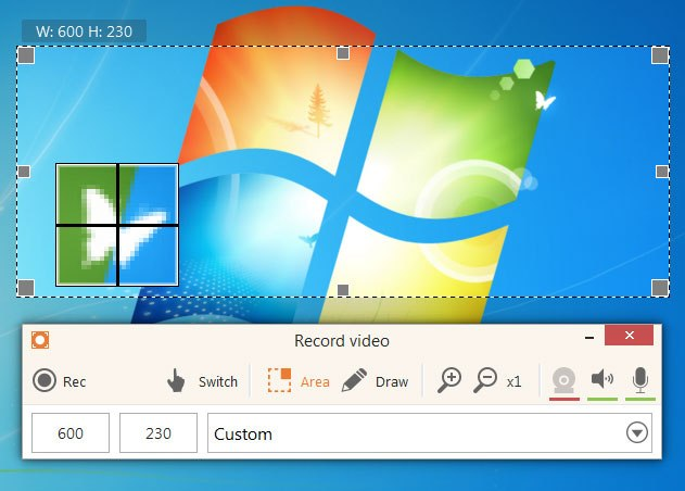Top 5 Best Screen Recorder Video Software for Windows 7, 8, 10