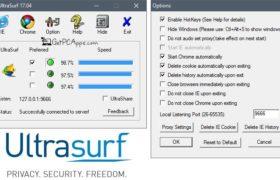 Download UltraSurf VPN Offline Setup for Windows 7, 8, 10