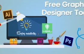 Top 10 Best Graphic Design Software Tools 2019 Windows 10 PC