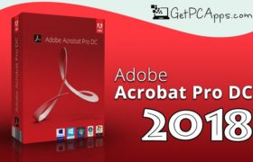Adobe Acrobat Pro DC 2018 Offline Installer Setup [Windows 10, 8, 7]