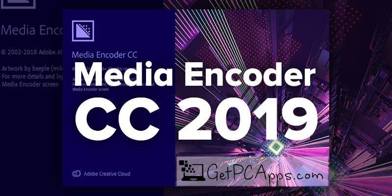 Adobe Media Encoder CC 2018 Offline Installer [Windows 10, 8, 7]