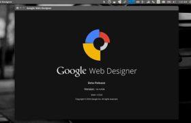 Google Web Designer Offline Installer Setup 5.02 [Windows 10, 8, 7]