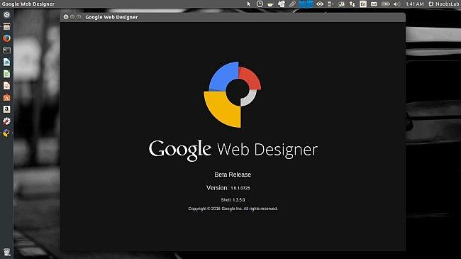 Google Web Designer Offline Installer Setup 5.02 [Windows 10, 8, 7]