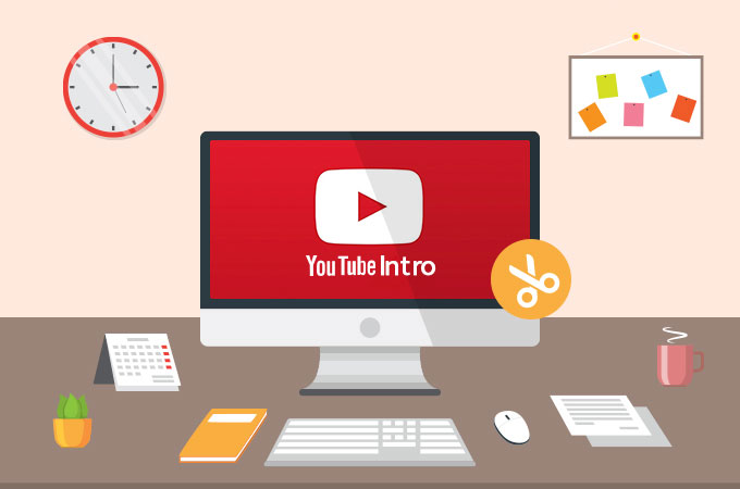 Top 5 Best YouTube Intro Maker Free Online Tools [Windows 10, 8, 7]