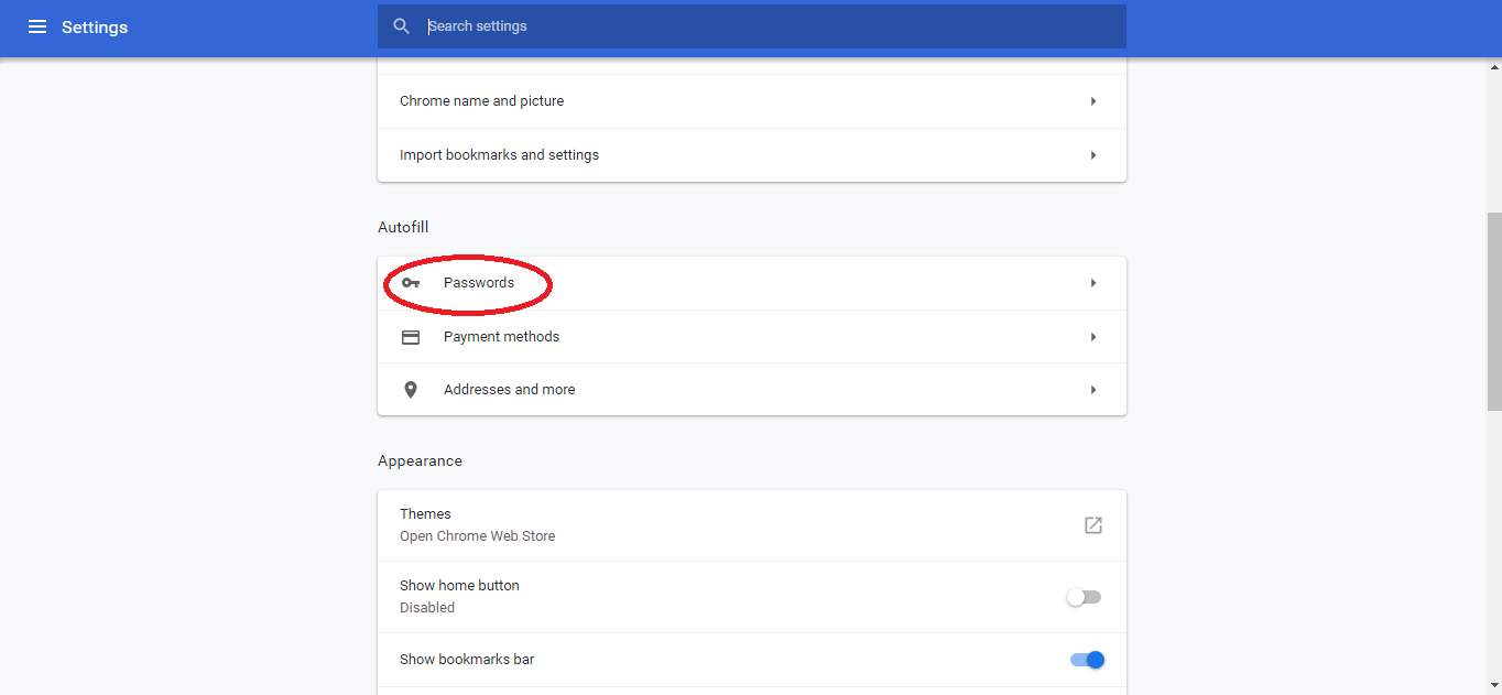 How to View Saved Passwords on Chrome in Windows PC & Manage Them?