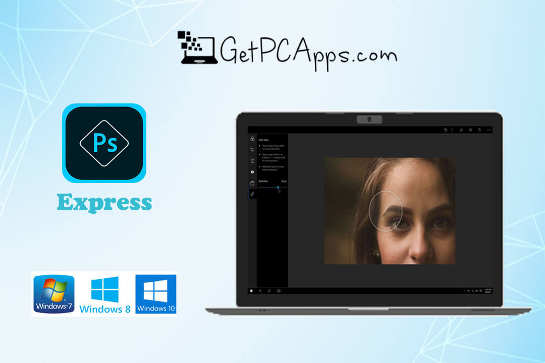 Adobe Photoshop Express Software for Windows 10 PC