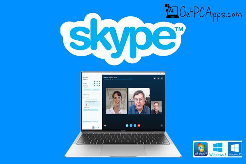 Download Skype Offline Installer 8.48 [2019 Latest Setup for Windows 10, 8, 7]