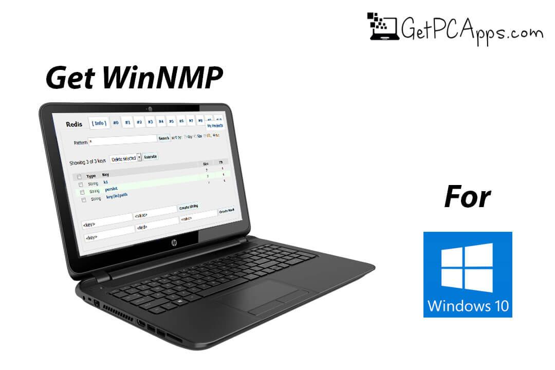 WinNMP Offline Setup - NGINX, PHP 7, MariaDB LEMP Stack for Windows 10 PC