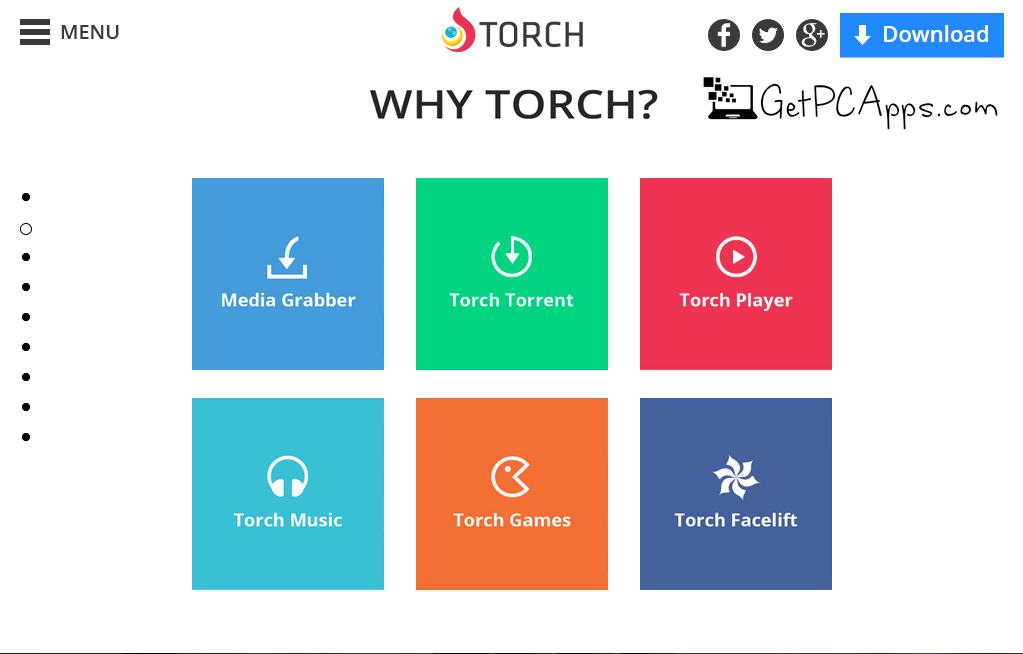 Download Torch Browser 66.0 Offline Installer Setup [2019 - Windows 10, 8, 7]