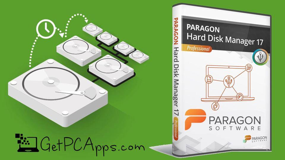 Paragon Hard Disk Manager 16.23 - 64 Bit [Windows 10, 8, 7 PC]
