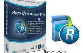 Revo Uninstaller Pro 4.1.6 Software Offline Setup [Windows 10, 8, 7 PC]