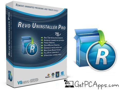Revo Uninstaller Pro 4.1.6 Software Offline Setup [Windows 10, 8, 7 PC]