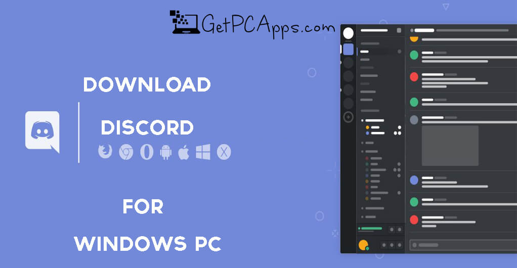 Discord 5.14.2018 Free Voice Chat for Gamers Setup Windows [10, 8, 7]