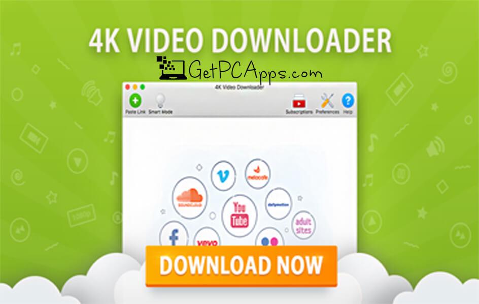 4K Video Downloader Setup Download Windows [10, 8, 7]