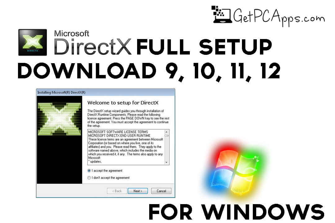 DirectX Latest 2020 Free Download DXDiag v9, 10, 11, 12