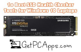 10 Best SSD Health Check Tools for Windows 10, 8, 7