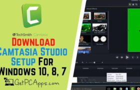 Camtasia Studio Setup Download v9 2020.0.12 [Win 10, 8, 7]