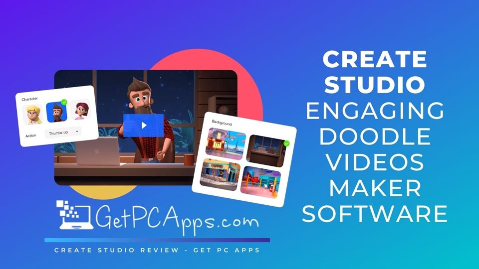 Get Create Studio 1.10.4 [month] [year] | Engaging Doodle Videos